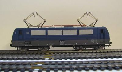 Modélisme ferroviaire - Matériel roulant électrique